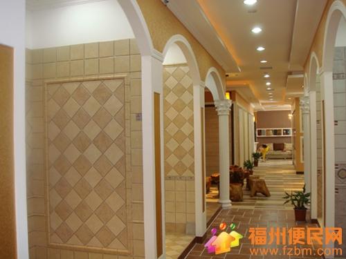 效果.   3、仿古砖铺贴出来的外墙效果是其他类型的瓷砖所高清图片