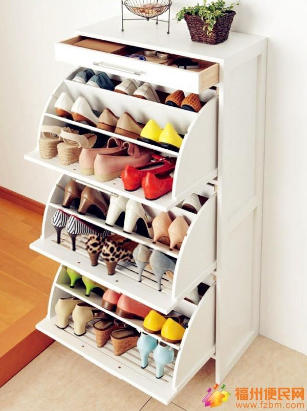 2013最新最全海量玄关鞋柜装修效果图
