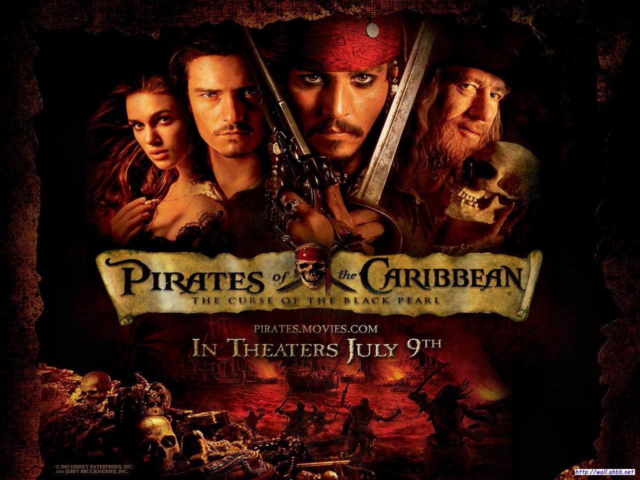 加勒比海盗4 主题歌
