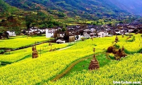中国最美六大古镇古村 藏在山林间的画卷-福州
