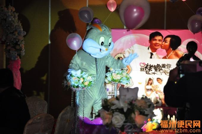 布拉格婚礼策划 Hello Kitty 主题婚礼