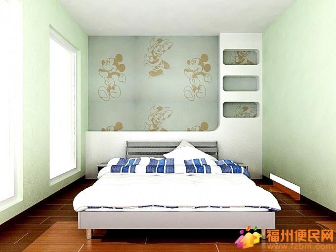 福州兰舍硅藻泥:硅藻泥【床头背景】装修效果图